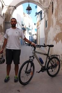 Argelia y Tunez en bici