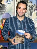 Iván Faure en Librería Desnivel